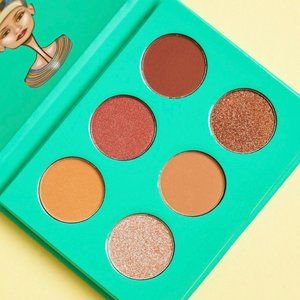 The Nubian Mini Eyeshadow Palette by Juvia's Place